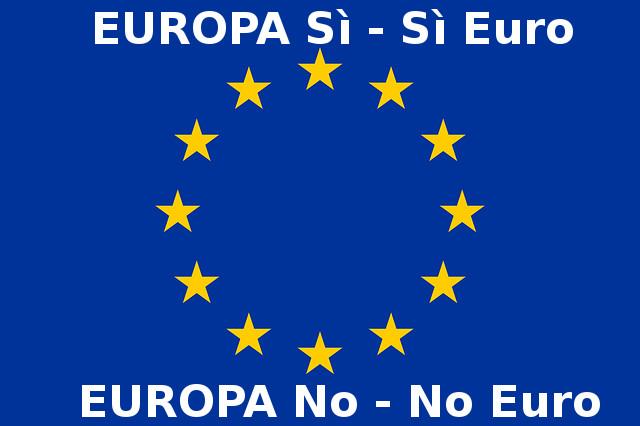 Euro sì, europa sì