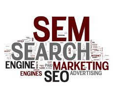 search engine marketing e Search engine optimization